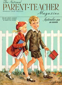 Parent-Teacher Magazine 1935-09