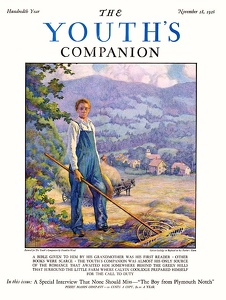 Youth's Companion 1926-11-18