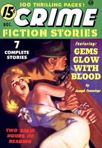 Crime Fiction Stories 1950-12