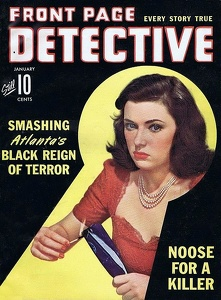Front Page Detective 1943-01