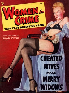 Women in Crime 1948-04