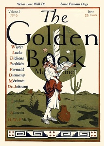 Golden Book 1925-06