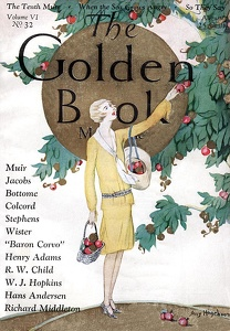 Golden Book 1927-08