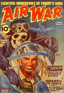 A Variety of Aviation Pulps