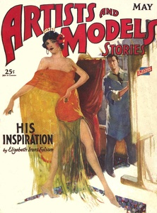 Artists and Models Stories 1929-05
