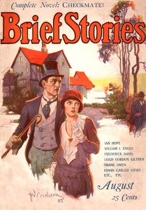 Brief Stories 1925-08