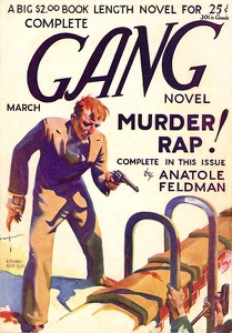Complete Gang Novel 1931-03
