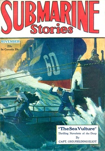 Submarine Stories 1929-11