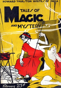 Tales of Magic and Mystery 1928-02