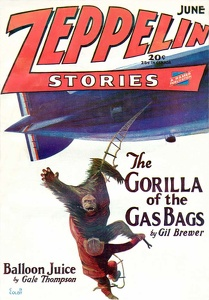 Zeppelin Stories 1929-06