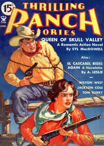 Thrilling Ranch Stories 1935-03