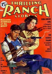 Thrilling Ranch Stories 1936-03