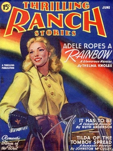 Thrilling Ranch Stories 1946-06