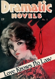 Variety of Romance Pulps