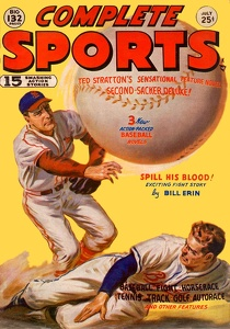 Complete Sports 1950-07