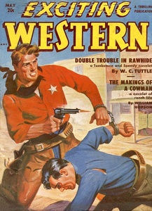 Exciting Western 1951-05