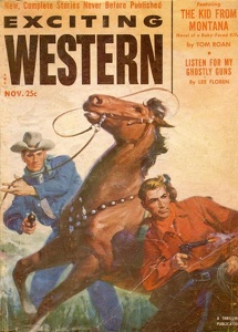Exciting Western 1952-11