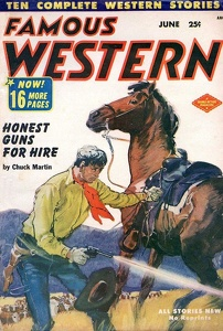 Famous Western 1952-06