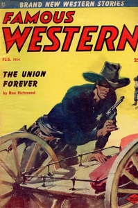 Famous Western 1954-02