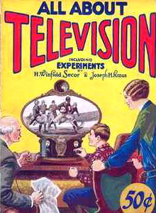 Short Wave and Television Magazines by Gernsback