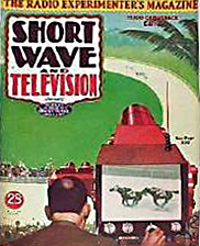 Short Wave and Television 1937-01