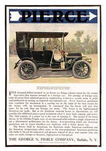 Pierce-Arrow Cars -1905F