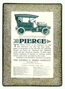 Pierce-Arrow Cars -1906F