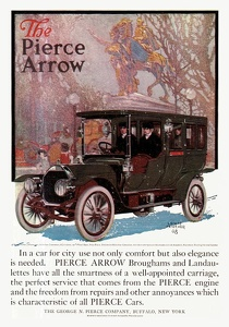 Pierce-Arrow Cars -1908A