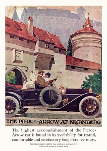 Pierce-Arrow Cars -1911D
