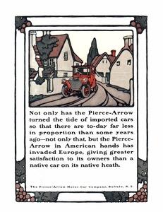 Pierce-Arrow Cars -1913B