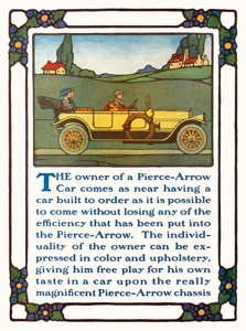 Pierce-Arrow Cars -1914G