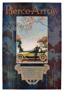 Pierce-Arrow Cars -1915G