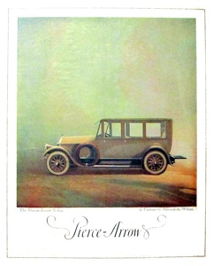 Pierce-Arrow Cars -1920A