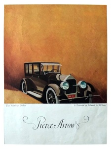 Pierce-Arrow Cars -1921C