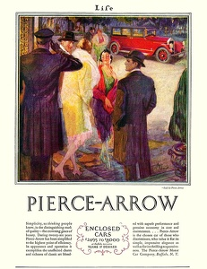 Pierce-Arrow Cars -1927C
