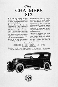 Chalmers Automobiles -1922A