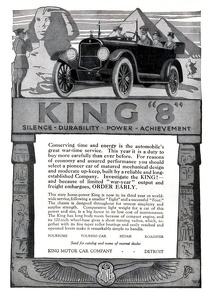 King Motor Cars -1917A