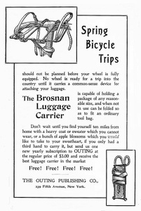 Brosnan Luggage Carriers -1897A