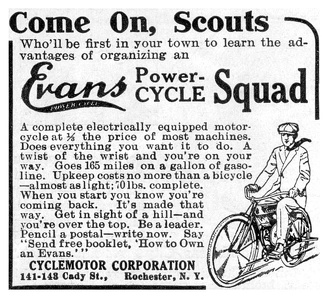 Evans Power-Cycles -1923A