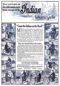 Indian Motorcycles -1912A