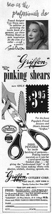 Griffon Pinking Shears -1949A