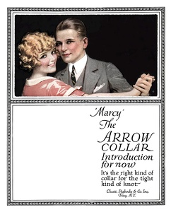 Arrow Collars -1921A