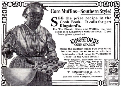 Kingsford's Corn Starch -1910A