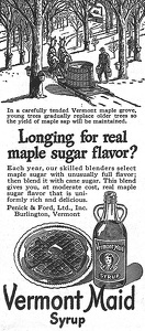Vermont Maid Syrup -1949A