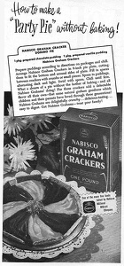 Nabisco Graham Crackers -1947A