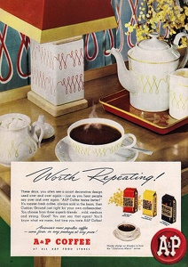 A and P Coffee -1948A