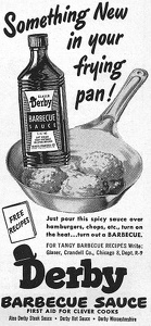 Derby Barbecue Sauce -1947A