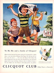 Clicquot Club -1940'sB