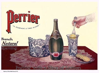 Perrier Water -1910A