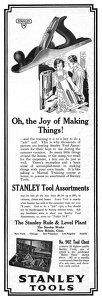 Stanley Tools -1923A